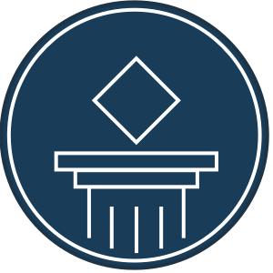 Varumärkesplattform icon
