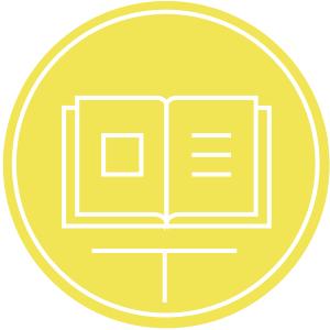 Brand book icon